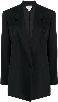 Bottega Veneta Double Breasted Blazer