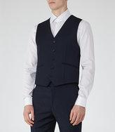 Reiss Monarch W Modern-Fit Waistcoat