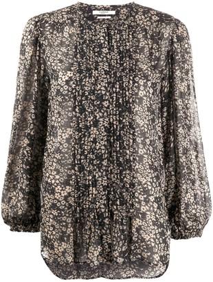 Etoile Isabel Marant Nastia floral blouse