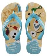 Havaianas Olaf, Unisex Kids' Flip Flops,(35/36 EU)