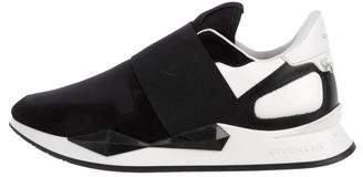 Givenchy 2018 Neoprene Runner Elastique Sneakers