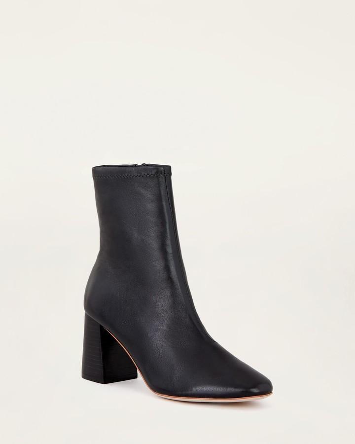 Black Bootie - 3 Inch Heel | Shop the