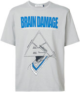 Undercover 'brain damage' print T-shirt - men - Cotton - 4