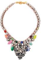 Shourouk Theresa Mini Sequin Necklace