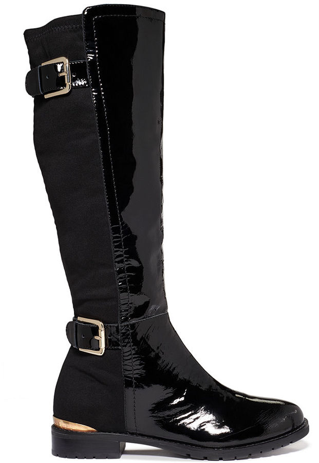 Isaac Mizrahi New York Amit Tall Riding Boots