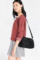 Audrey Suede Duffle Bag