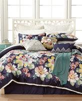 Sunham Caprice 16-Pc. Queen Comforter Set