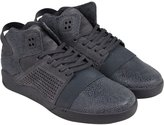 Supra Skytop III Mens Grey Suede Lace Up Sneakers Shoes 10