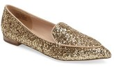Sole Society Women's 'Cammila' Pointy Toe Loafer
