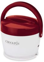 Holmes Crock-Pot® 20-Ounce Lunch Crock® Food Warmer in Red