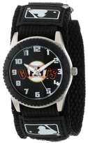 """Game Time Unisex MLB-ROB-SF """"Rookie Black"""" Watch -"""