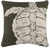 Thomas Paul Turtle Sketch Pillow