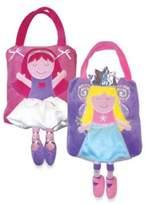 Sassafras Dancing Ballerina Bag