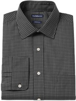 Croft & Barrow Men's Slim-Fit Broadcloth Spread-Collar Dress Shirt