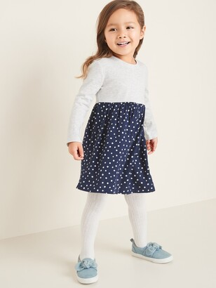 Old Navy Fit & Flare Dress for Toddler Girls