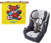 Maxi-Cosi Pria 85 Convertible Car Seat, Brilliant Navy with Britto Bear Sunshade by