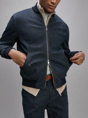 Tommy Hilfiger Denim Suit Bomber Jacket