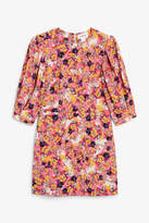 Monki Fitted mini dress