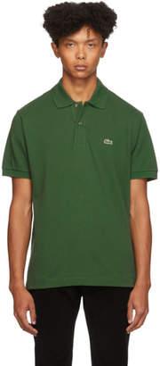 Lacoste Green Classic Polo