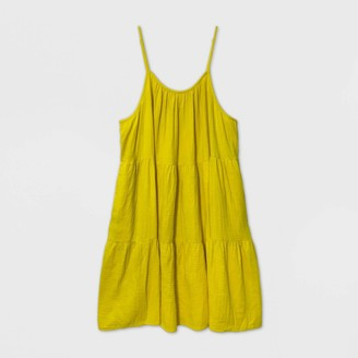 Universal Thread Woen's Tiered Tank Dress - Universal ThreadTM