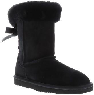 Lamo Women's Fur Trim Boot - Audrey