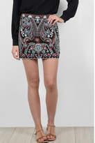 Molly Bracken Embroidered Gypsy Skirt