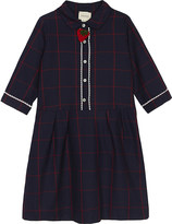 Gucci Checked cotton dress 4-12 years