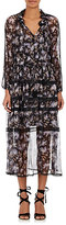 Zimmermann Women's Cavalier Floral Silk Chiffon Dress