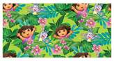 Nickelodeon Dora The Explorer Jungle Fever Fleece Fabric