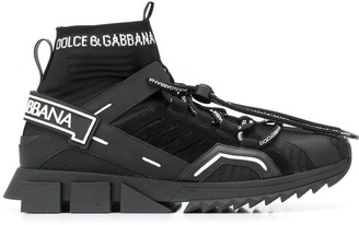 Dolce & Gabbana Sorrento high-top trekking sneakers