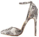 Charlotte Russe Two-Piece Pointed Toe Heels
