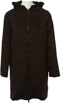 Zambesi Black Polyester Coats