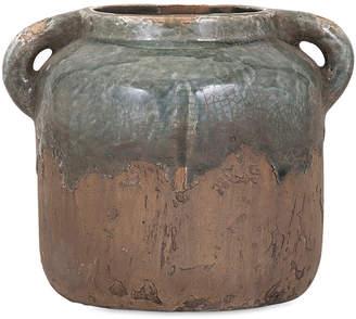 Bardot Imax Small Blue Stone Ceramic Vase