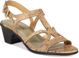 Easy Street Shoes Britney Sandals