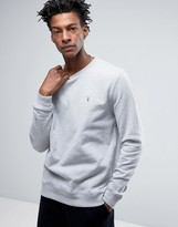 AllSaints Sweatshirt with Chest Branding