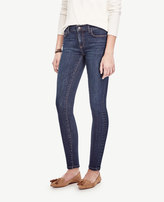 Ann Taylor Tall Modern Skinny Ankle Jeans
