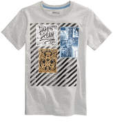 Sean John Dream Collage-Print T-Shirt, Big Boys (8-20)