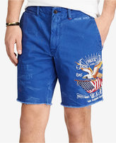Polo Ralph Lauren Men's Straight Cotton Twill Shorts