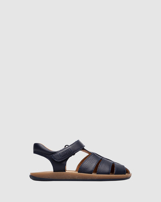 Camper Boy's Navy Sandals - Bicho Cage Sandals - Size One Size, 36 at The Iconic