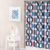 Trina Turk Coastline Ikat Cotton Shower Curtain