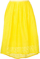 ESTNATION pleated skirt - women - Polyester - 38