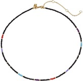 Rebecca Minkoff Seed Bead Choker Necklace Necklace