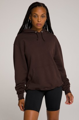 Good American Boyfriend Hoodie | Coffee001