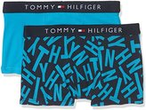 Tommy Hilfiger Boy's 2p Trunk Thny Boxer Shorts,pack of 2