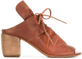 Marsèll lace-up mules - women - Leather - 37