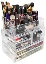 Sorbus Stackable Makeup Storage Set