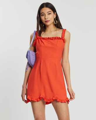 Finders Keepers Chiquita Mini Dress