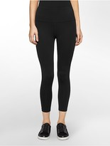 Calvin Klein Performance High Waist Compression Cropped Leggings