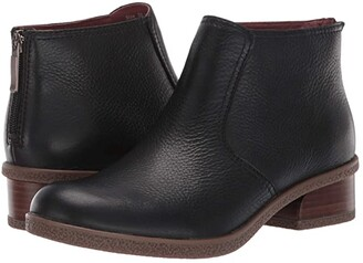 Dansko Becki (Taupe Waterproof Tumbled) Women's Shoes
