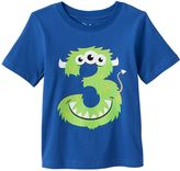 Jumping Beans® Toddler Boy Birthday Graphic Tee